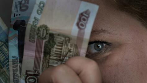 В Воронеже раскрыли молниеносное ограбление банка