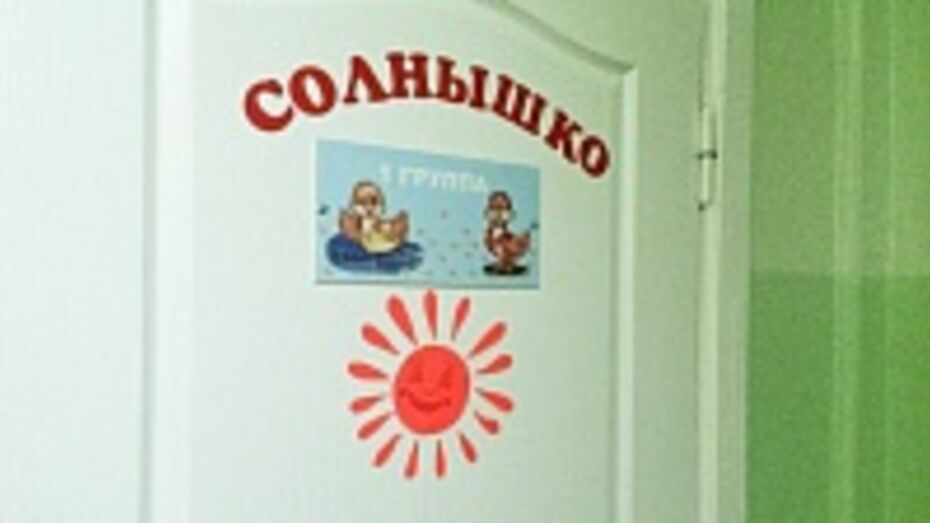 Мэрия Воронежа полностью ликвидирует очередь в детсады в 2015 году
