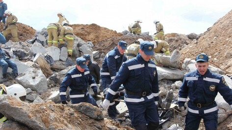 Воронежские спасатели примут участие во всероссийских учениях по гражданской обороне