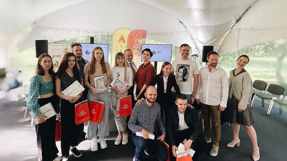 Студентки из Воронежа разработают проект благоустройства сквера в Красногорске