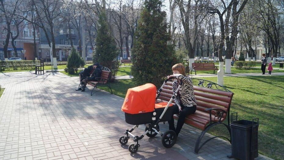 Зрелые женщины Воронежской области стали рожать чаще