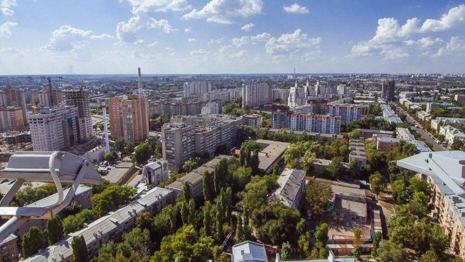 На разработку стратегии развития Воронежа до 2035 года подали заявки 7 претендентов