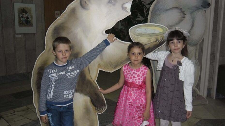 «Сказка о родничке» Бутурлиновского детского сада победила на Международном конкурсе детского творчества
