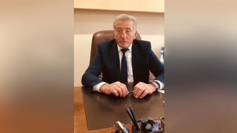 Акцию #здоровьяГусеву поддержал воронежский сенатор Сергей Лукин