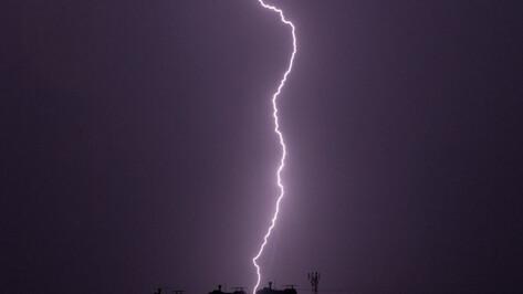 В Воронежской области объявили желтый уровень опасности по погоде