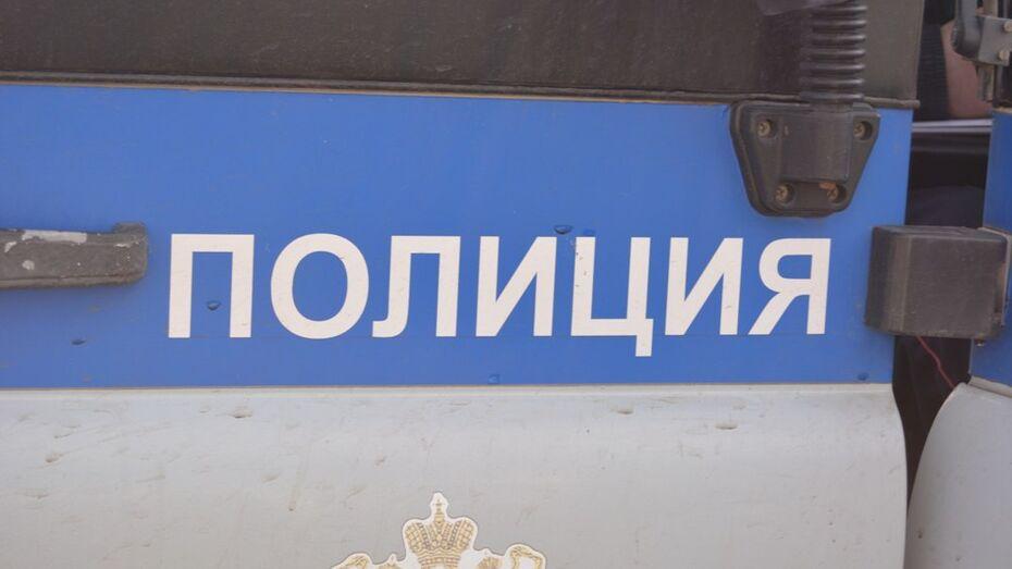 В Воронеже парни попались на краже 7 мешков цемента
