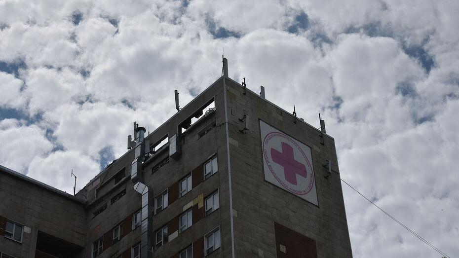 В Воронеже закрылось очередное ковидное отделение