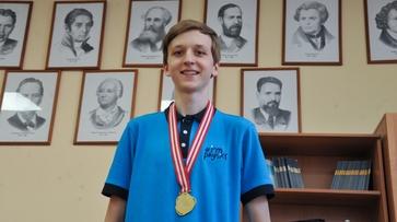 Люди Воронежа. Что мечтает изобрести победитель Международной олимпиады по физике