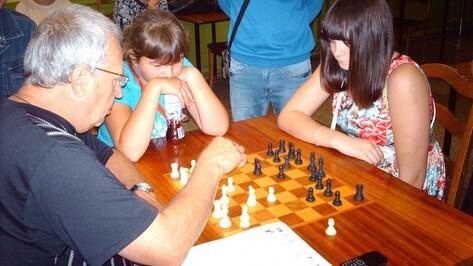 Рамонская шахматистка примет участие в турнире Всероссийского первенства-2016