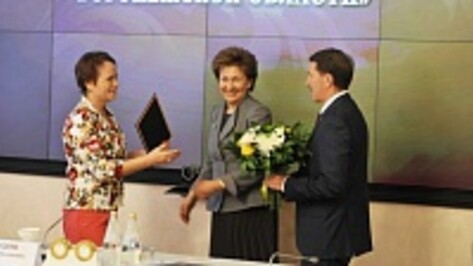 Таловский район стал призером конкурса на «Лучшее муниципальное образование Воронежской области»