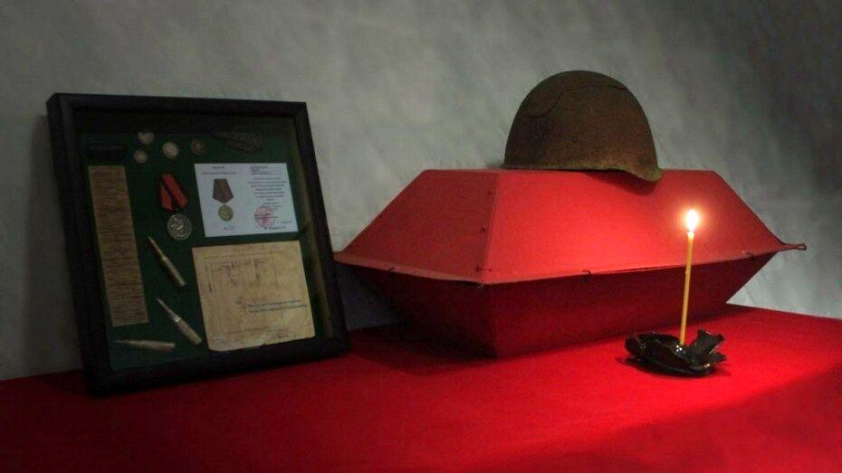 Найденные под Воронежем останки красноармейца перезахоронили в Приморском крае