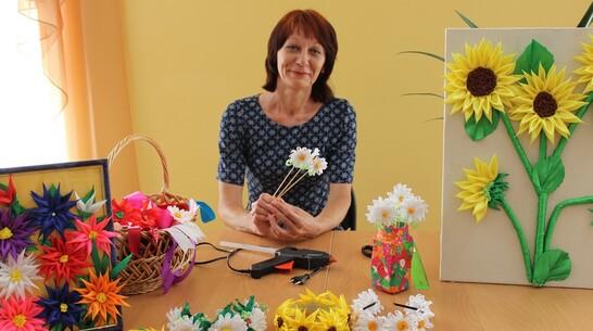 Лискинцев пригласили на онлайн-праздник «Дарите любимым ромашки!»