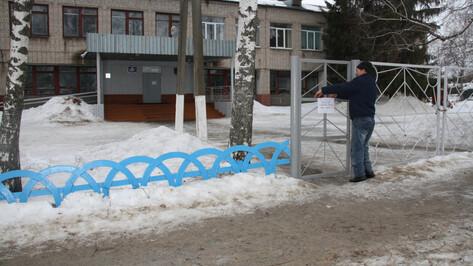 В районе Воронежской области объявили ЧС из-за угрозы обрушения крыши школы
