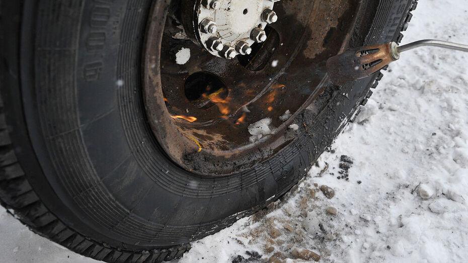 Большегруз раздавил велосипедиста в Воронежской области