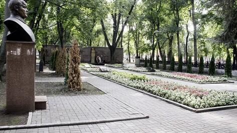 Некрополь в воронежском «Орленке» стал объектом культурного наследия