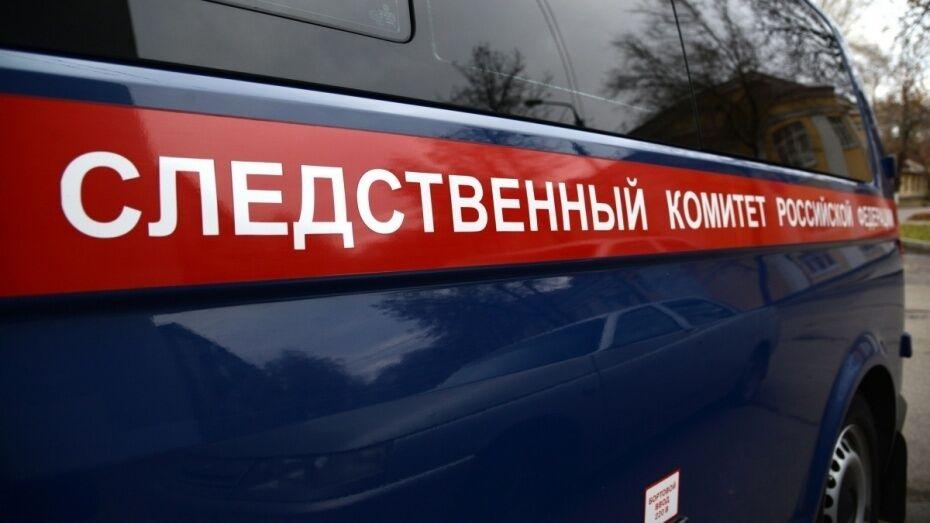 СК возбудил дело после гибели 2 рабочих в коллекторе в Воронежской области