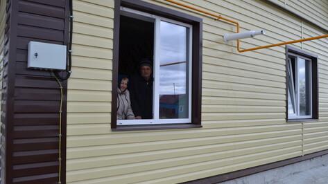 «Первым запустим кота». Погорельцы из воронежской Николаевки ждут переезда в новый дом