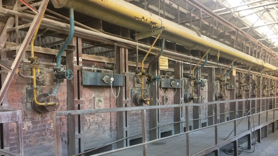 На Семилукском огнеупорном заводе снизился уровень запыленности