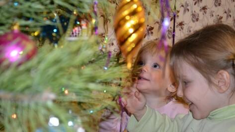 На губернаторскую елку поедут 60 детей из Бутурлиновского района