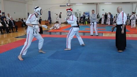В Верхней Хаве прошло первенство Федерации стилевого каратэ России