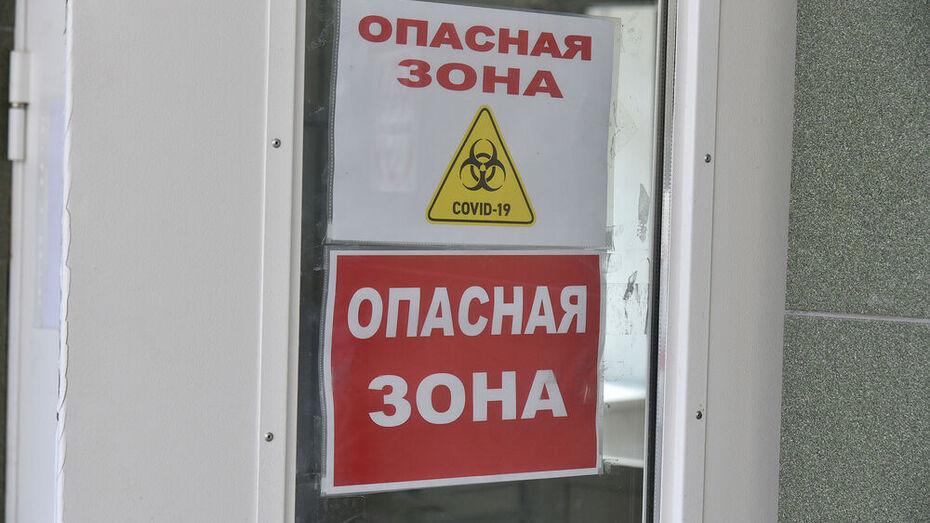Жертвами коронавируса в Воронежской области стали более 1,1 тыс человек