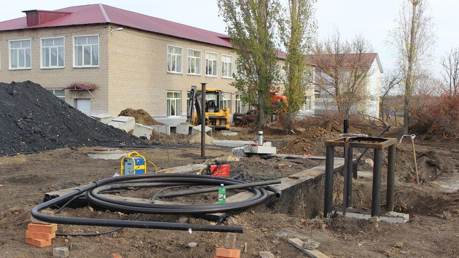 Через 8 лет ожидания в сельской школе Таловского района построят газовую котельную