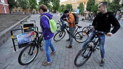 Волонтеры «Архдозора» позвали воронежцев на велоквест про ученых