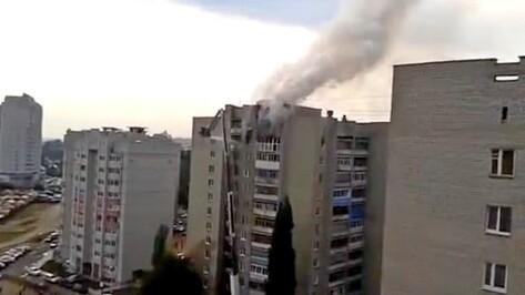 Поджоги двух квартир и частного дома в Воронеже будет расследовать полиция (ВИДЕО)