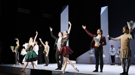 «Укрощение строптивой» Большого театра посмотрели 3,5 тыс воронежцев
