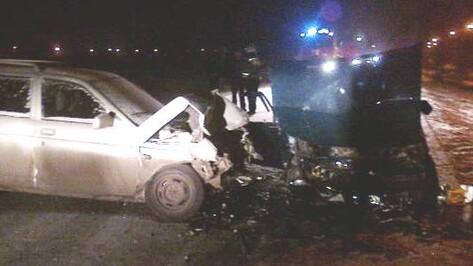 При столкновении «ВАЗов» в Воронеже пострадали 5 человек