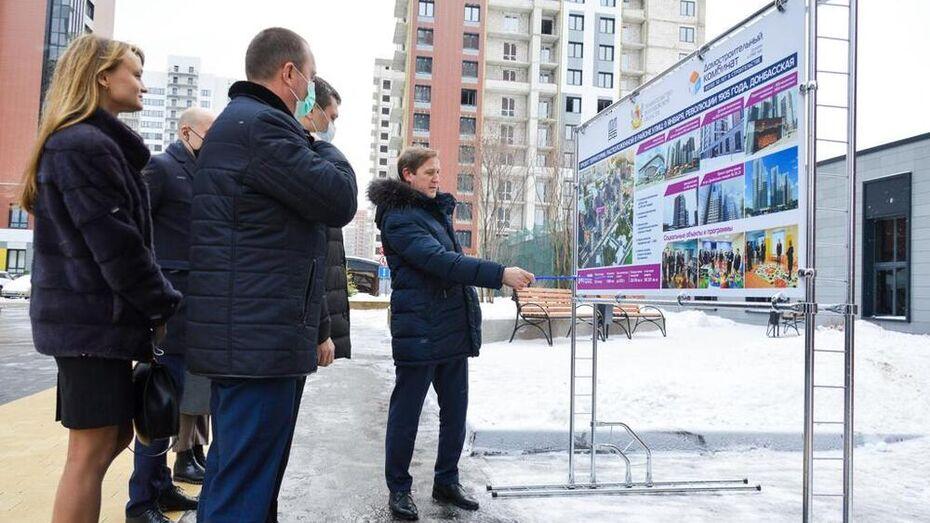 ДСК завершил строительство первого регионального арендного дома в России