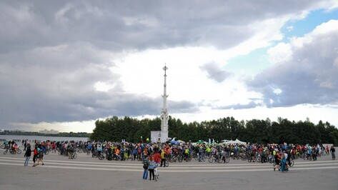 Воронежцев пригласили на велопробег в День города