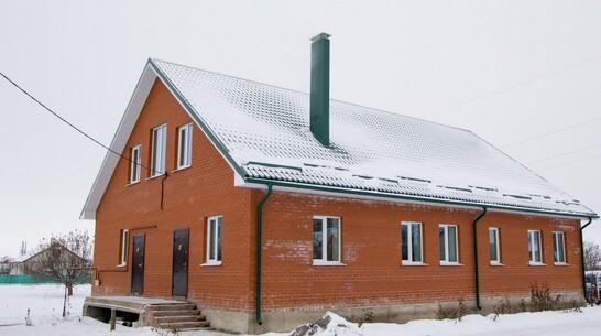 В Эртиле построили воскресную школу