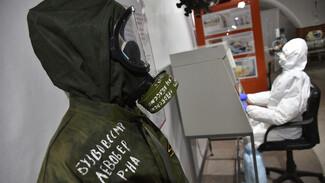 В Воронежской области за сутки скончались 22 пациента с коронавирусом