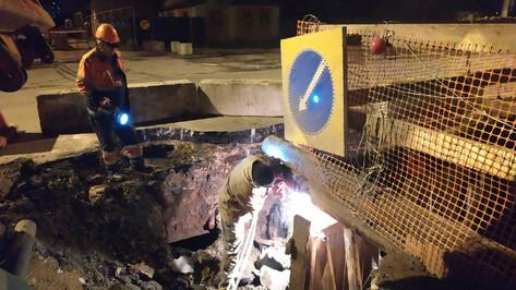 Жители Ленинского района Воронежа на 10 часов остались без воды из-за коммунальной аварии