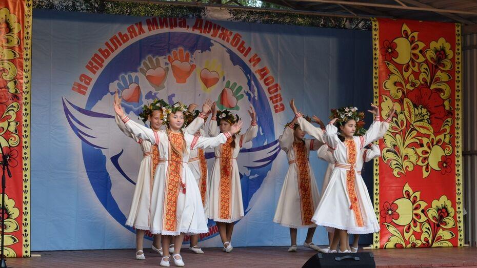 На гала-концерте грибановского межмуниципального фестиваля выступят 65 исполнителей