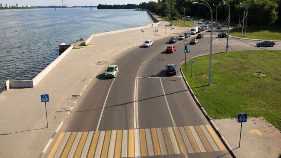 В Воронеже отремонтировали дороги на 49 улицах