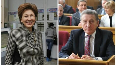 Воронежские сенаторы заработали более 16 млн рублей на двоих