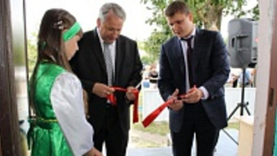 В Терновском районе открылся первый офис государственных и муниципальных услуг «Мои документы»