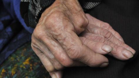 Житель Воронежской области до смерти избил 80-летнюю мать