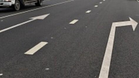 Под Воронежем на трассе погиб пешеход