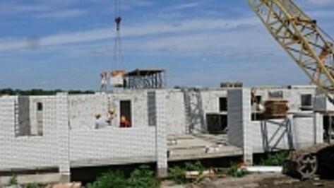 В Рамони начато строительство многоквартирного дома для переселенцев из ветхого и аварийного жилья