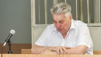 Воронежский экс-чиновник Александр Трубников скажет в суде последнее слово