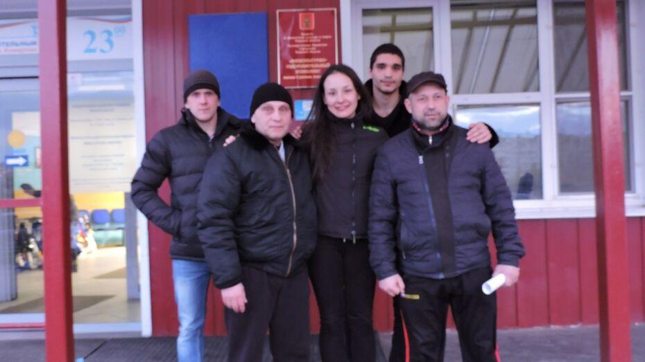 Воронежские кикбоксеры завоевали две медали чемпионата ЦФО