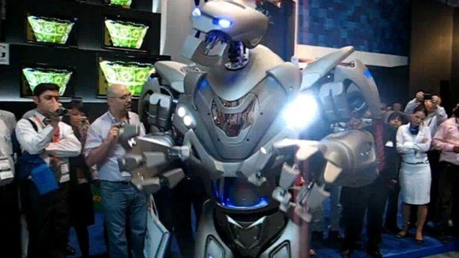 Воронежцев бесплатно научат собирать роботов