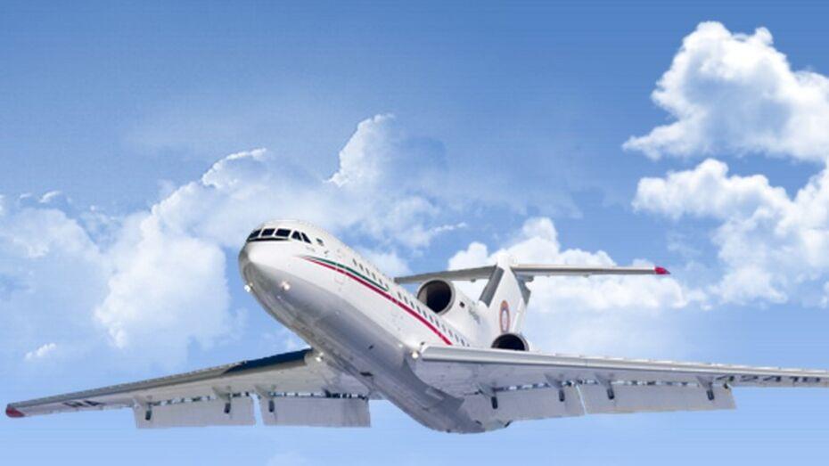«Грозный авиа» задумал открыть субсидированные рейсы из Воронежа в Симферополь