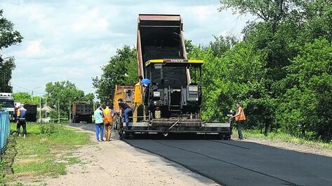 В Семилукском районе на ремонт дорог выделили около 500 млн рублей