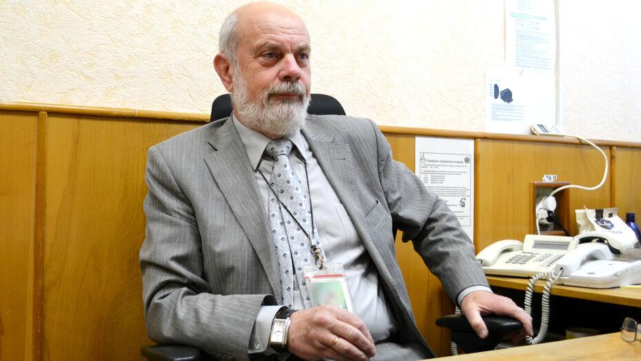 Работник НВ АЭС удостоен знака «Почетный наставник Воронежской области»