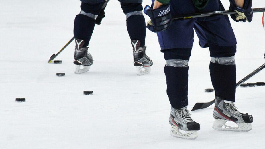 Хоккейная «Россошь» проиграла в первом домашнем матче сезона