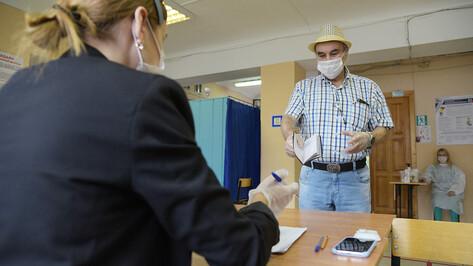 В облизбиркоме рассказали, какие обращения направляли воронежцы в единый день голосования